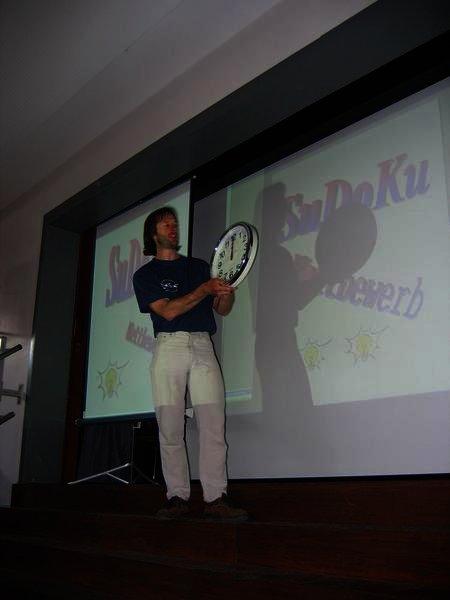 Große Sudoku-Meisterschaft an der OBS