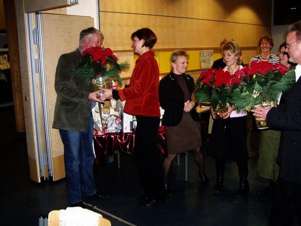 Kollegiumsweihnachtsfeier 2006