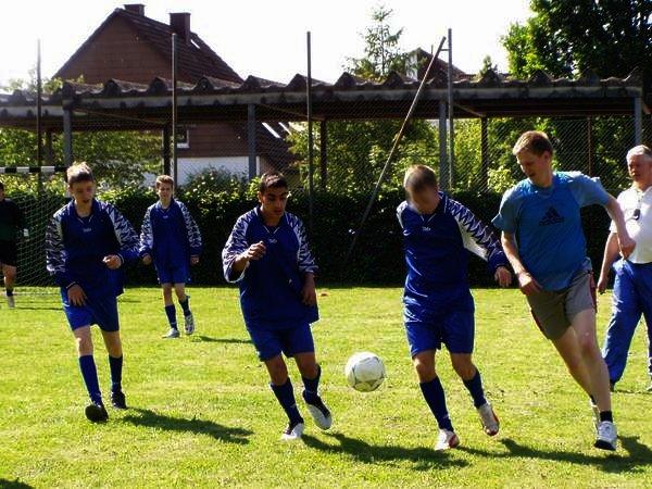 Kollegium-Schüler-Fußballturnier 2007