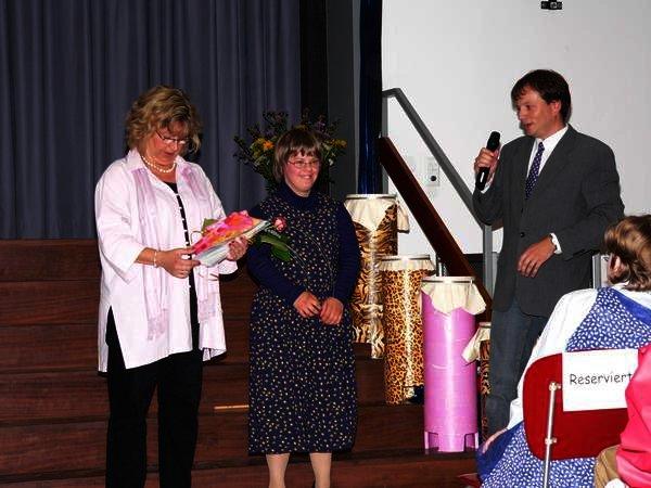 Entlassfeier 2007