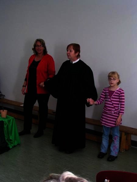 Einschulung 2007