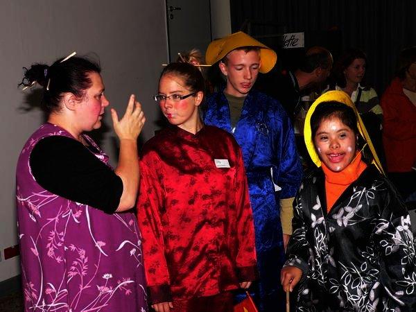 Schulfest 2007 - Länder der Schule