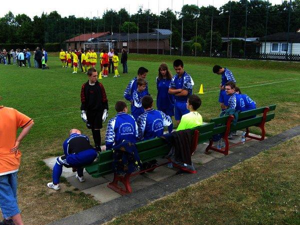 Fussballturnier in Osterode 2008