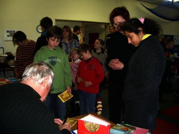 Jugendbuchwoche 2008
