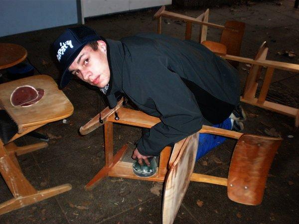 Arbeitseinsatz des Schülerrates