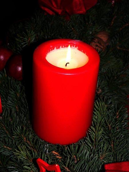 Feier zum ersten Advent