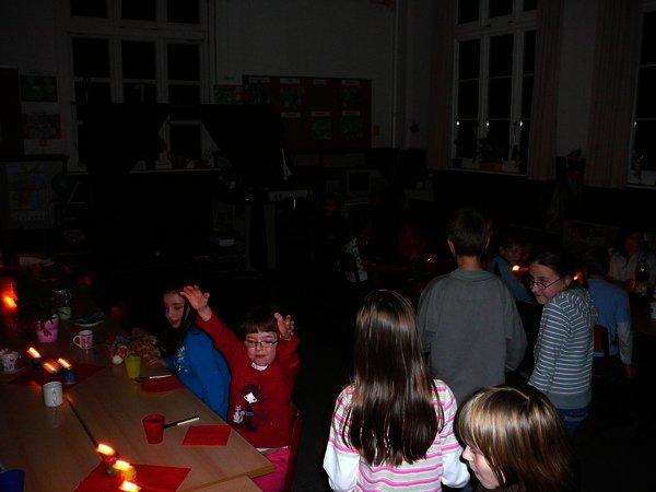 Schulübernachtung in der Bürgerstraße