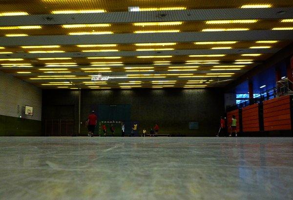 Fußballturnier der Kollegien Schulzentrum Volkmarode, der IGS Weststadt  und der OBS