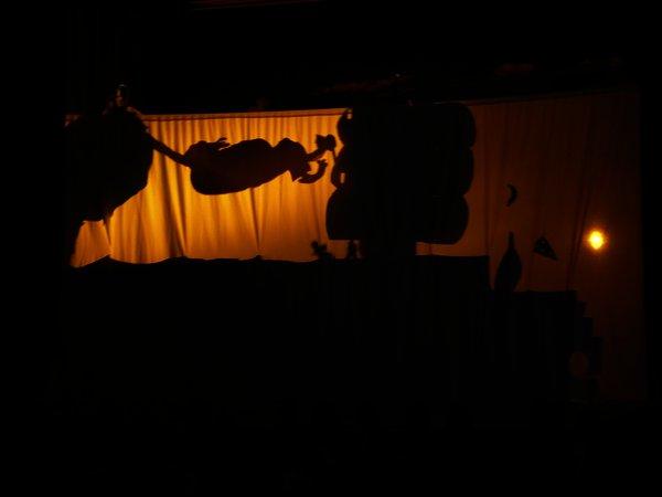 Theateraufführung der 4c