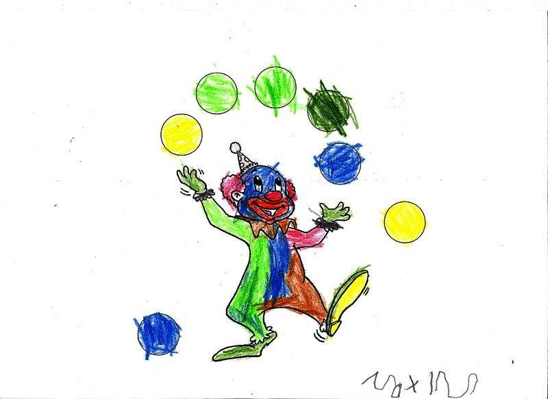 Clownbilde