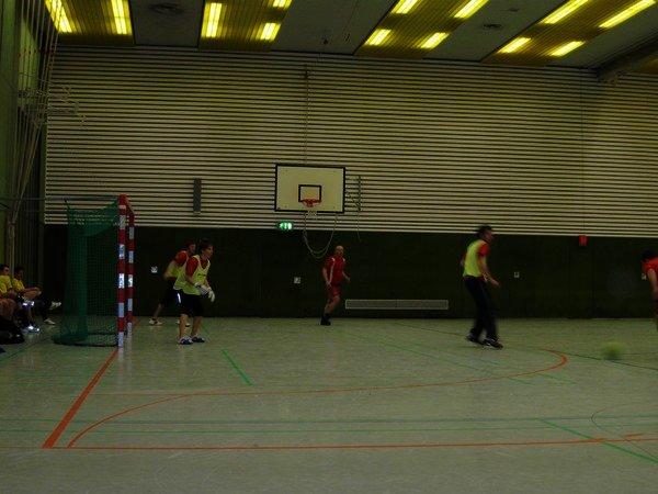 Kollegiums-Fußballer in Bestform!!!