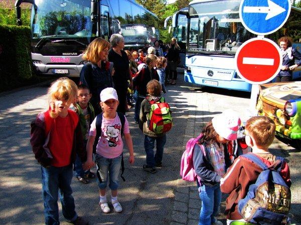 Schulfahrt nach Sottrum