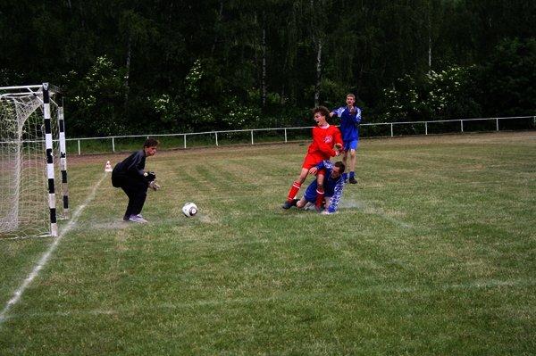 Fußballturnier in Vienenburg