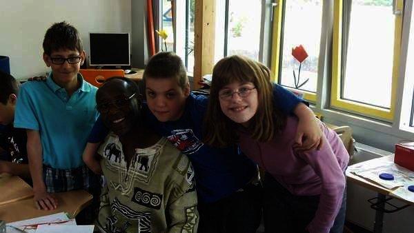 Besuch aus Burundi