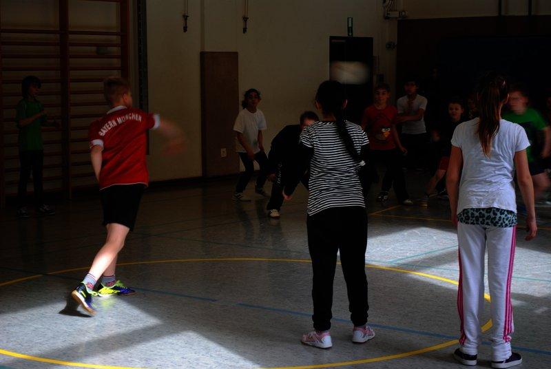 Völkerballturnier 2014