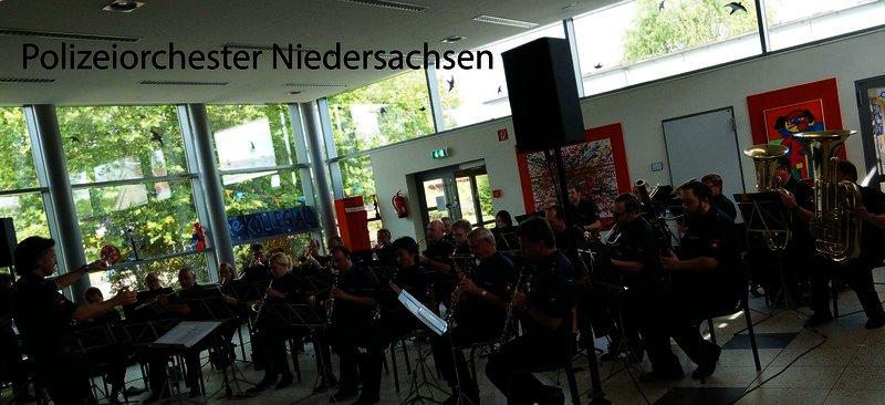 Polizeiorchester Niedersachsen
