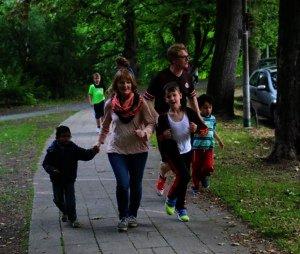 Laufgemeinschaft GS Bürgerstraße-Oswald-Berkhan-Schule