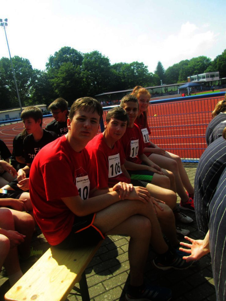 Special Olympics Hannover 2015
