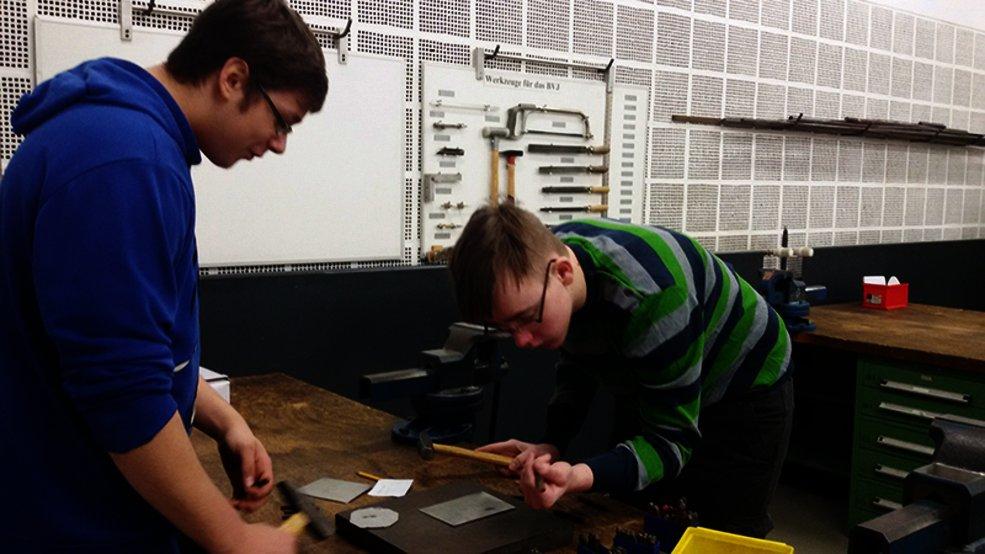 BBS-Kurs Metalltechnik
