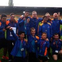 """Bundeswettbewerb der Schulen im Rahmen von """"Jugend trainiert für Paralympics"""""""