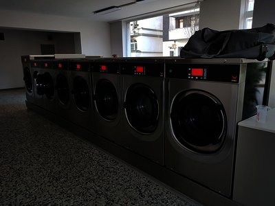 Fotos aus dem Wasch-Salon